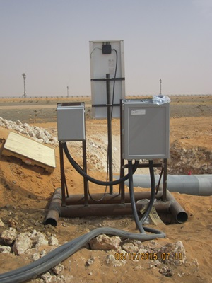 Electric field mapping equipment for pipelines