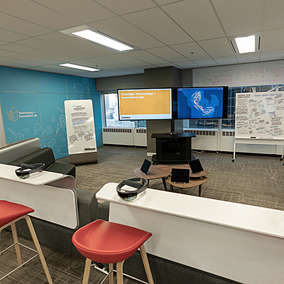 Innovation Lab VR