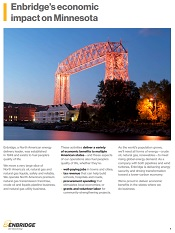 Picture of a bridge in Duluth Minnesota