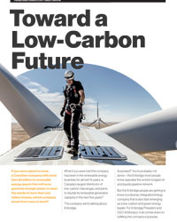 Towards a Low Carbon Future
