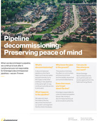 Pipeline Decommissioning