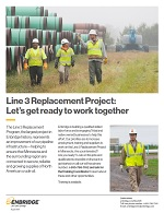 Tribal jobs handout for Line 3 Replacement
